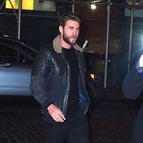 20. November 2015: Liam Hemsworth ist auf dem Weg zu einem Dinner in New York.