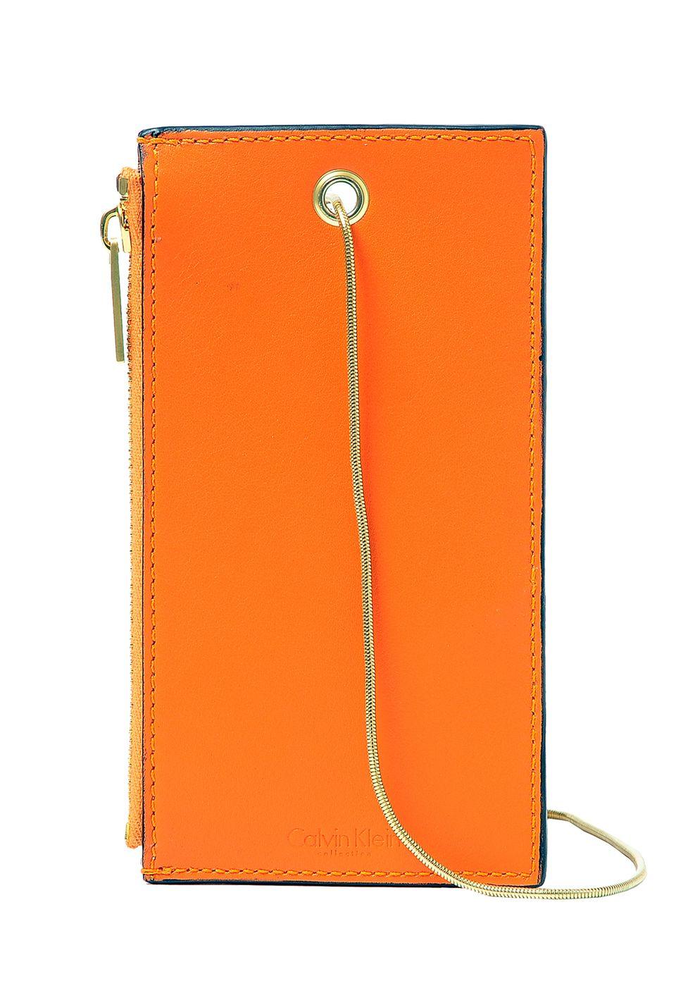 Gerade gut: Smartphonehülle von Calvin Klein, ca. 305 Euro