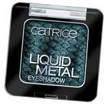"""Liquid Metal""-Eyeshadow in ""100 – What Do You Sea?"", von Catrice, ca. 4 Euro."