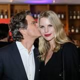 Immer noch verliebt wie am ersten Tag: Florian Langenscheidt und seine Ehefrau Miriam.