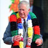 1. Juli 2015: Prinz Charles stattet dem Militärcamp Shorncliffe in der Grafschaft Kent einen Besuch ab.