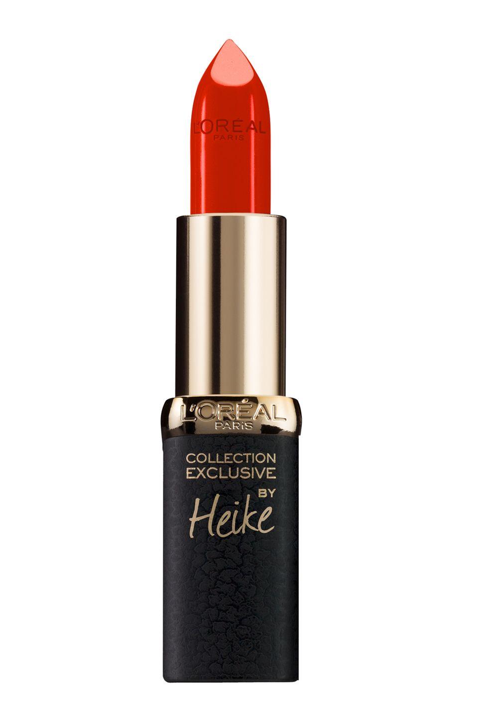 """""""Color Riche Collection Exclusive – 08 Heike Makatsch"""" von L'Oréal Paris, ca. 10 Euro"""