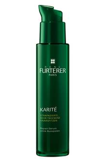"Das ""Karité Repair-Serum"" beugt Spliss vor.Von René Furterer, 30 ml, ca. 25 Euro"