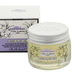 """Aus ökologischem Anbau, mit feuchtigkeitsspendendem Süßmandelöl: """"Liber Gloss Gel"""" von Villa Lodola, 30 ml, ca. 30 Euro"""