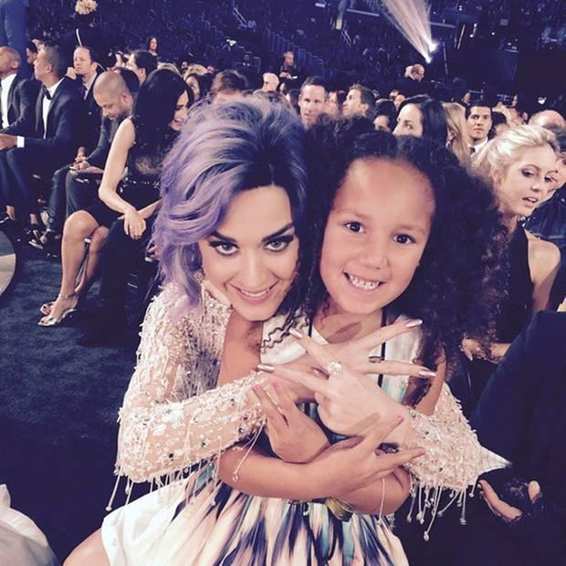 Katy Perry und Annalise Bishop