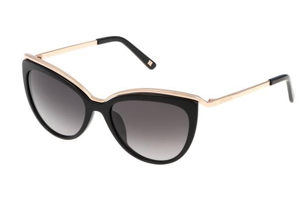 Schmachtende Blicke können Sie hinter der Sonnenbrille von Escada verstecken, ca. 200 Euro