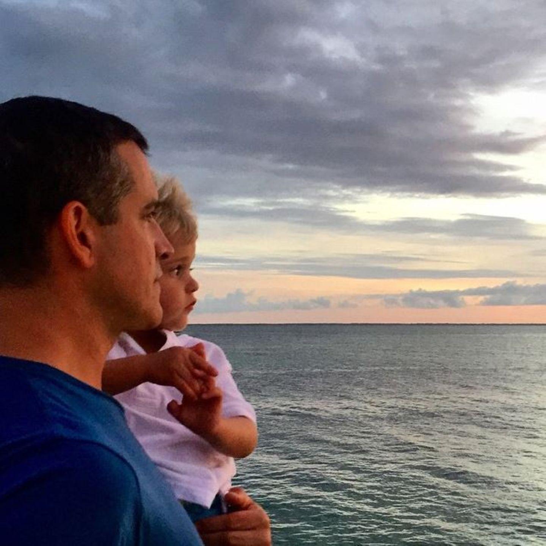 Reese Witherspoon freut sich, einen so tollen Vater als Partner zu haben, wie Jim Toth.