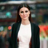 """Lena Meyer-Landrut sieht sich im Rahmen der Berlinale den Film """"Snow Virgin"""" an."""