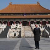 China Tag 1: Der Prinz in der verbotenen Stadt.