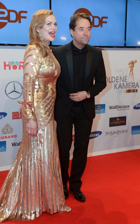 Traumpaar Anna Loos und Jan Josef Liefers
