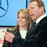 Arnold Schwarzenegger und seine Freundin Heather Milligan