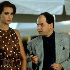 """Jason Alexander spielt in """"Pretty Woman"""" den Gegenpart zu Geres charmantem Charakter. Als Anwalt Philip Stuckey hat er nur den großen Gewinn im Sinn."""