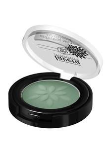 """Frühling für die Augen: """"Beautiful Mineral Eyeshadow Mono – Mystic Green"""" von Lavera, ca. 7 Euro"""