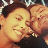 """4. November 2015: Justin Timberlake tritt bei den CMA Awards in Nashville auf. Jessica Biel gönnt sich eine Auszeit von Baby Silas und ist auch mit zur Verleihung gekommen. Zusammen machen sie ein süßes Selfie im Publikum. """"Date-Night!"""", schreibt die Schauspielerin zu dem Schnappschuss."""