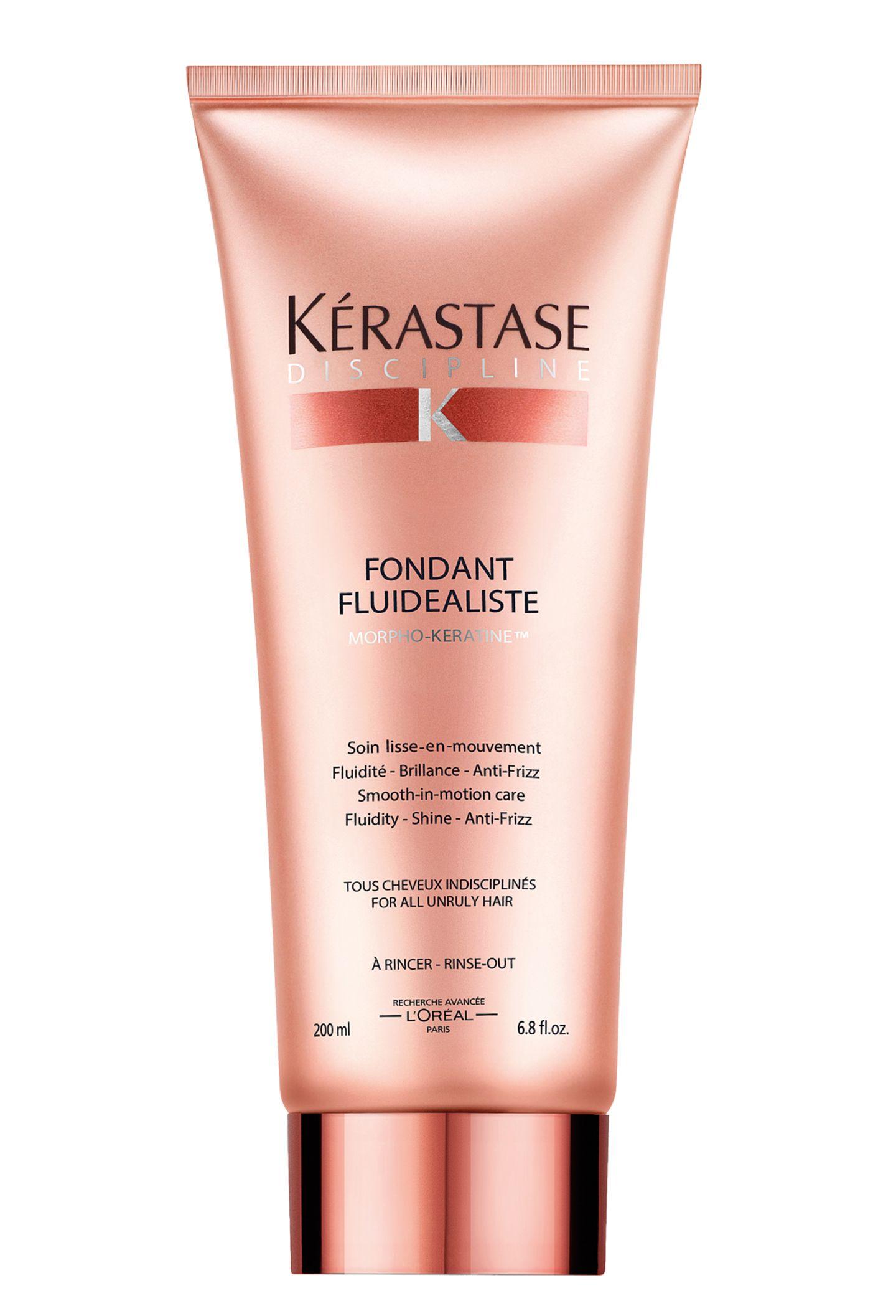 """Damit läuft es wieder glatt: """"Fondant Fluidealiste""""-Kur von Kérastase, 200 ml, ca. 27 Euro"""