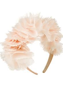 Vielen Dank für die Blumen! Haarreif von Accessorize, ca. 40 Euro
