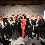 Die Gewinner und Laudatoren der GALA Spa Awards 2015. Herzlichen Glückwunsch!