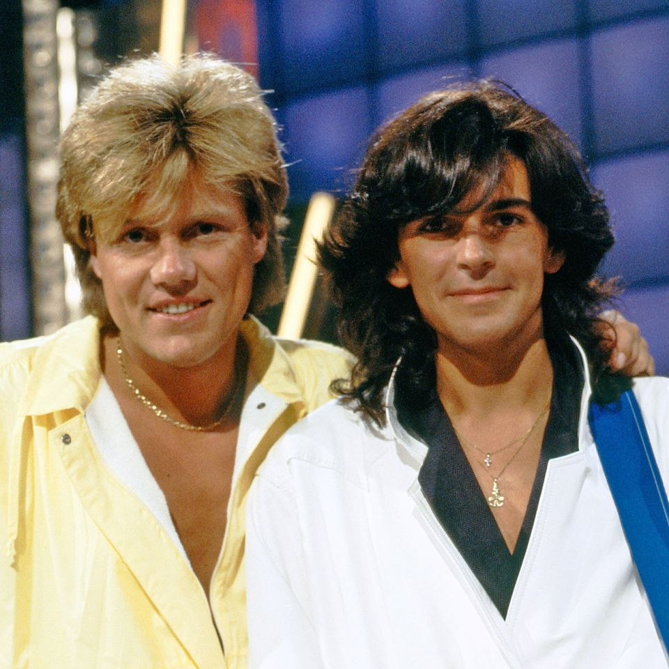 Zu den gruseligsten Vokuhila-Matten gehören auch die von Dieter Bohlen und Thomas Anders, die mit ihrem Modern-Talking-Look vielen Jugendlichen Mitte der 80er Jahre ein fragwürdiges Style-Vorbild waren.