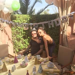 Auch für sie sei es etwas ganz Besonderes, diesen Tag mit ihrem Mann und den Kindern in Marrakesch zu verbringen, schreibt Victoria.