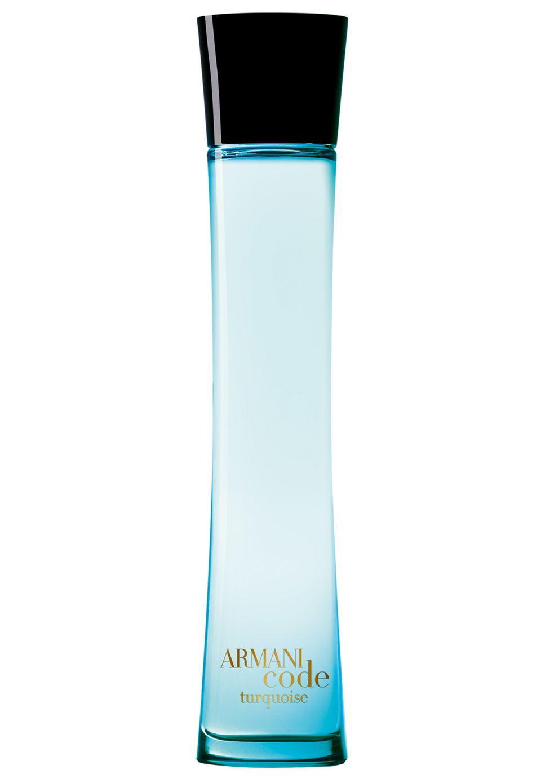 "Feine Ingwer-Noten: ""Armani Code Turquoise"" von Giorgio Armani, EdT, 75 ml, ca. 40 Euro, limitiert"