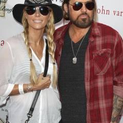 Tish und Billy Ray Cyrus