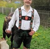 """Landwirt Leonard ist 25 Jahre jung und lebt in Oberbayern.    Alle Infos zu """"Bauer sucht Frau'"""" im Special bei RTL.de: www.rtl.de/cms/sendungen/bauer-sucht-frau.html"""