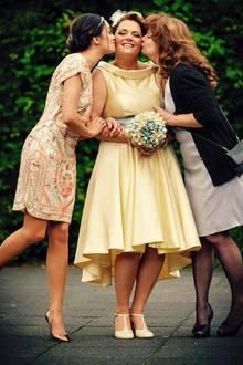 GZSZ-Star Anne Menden im Hochzeitsfieber