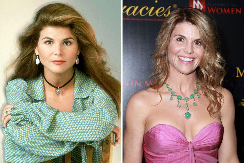 """Lori Loughlin - """"Rebecca """"Becky"""" Donaldson-Katsopolis""""  So wie ihre """"Full House""""-Kollegen übernimmt Lori Loughlin nach der letzten Folge in 1995 erst einmal die unterschiedlichsten Nebenrollen in zahlreichen US-Serien an. Erst mit """"90210"""" kann sie 2008 wieder einen großen internationalen Erfolg feiern. Dort spielt sie vier Jahre lang """"Debbie Wilson""""."""