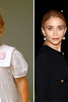 """Mary-Kate und Ashley Olsen - """"Michelle Elizabeth Tanner""""  In Full House müssen sich Mary-Kate und Ashley ihre Rolle als Michelle noch teilen. Als sie im Jugendalter dann jedoch richtig durchstarten, stehen sie ausnahmslos zu zweit vor der Kamera. Ihren letzten gemeinsamen Film """"Ein verrückter Tag in New York"""" drehen sie 2004. Dennoch gehören sie bis heute zu den reichsten Celebrity-Frauen, da sie nun bereits seit mehreren Jahren als Designerinnen tätig sind und mit ihrem Fashion-Label """"The Row"""" unzählige Erfolge feiern konnten."""