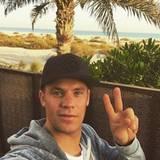 """Manuel Neuer sendet """"Beste Grüße aus der Sonne""""."""