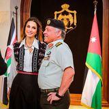 10. Juni 2015  Rührend: Rania macht ihrem Mann, König Abdullah, zum Hochzeitstag eine Liebeserklärung auf Instagram.