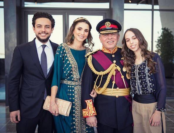 Rania Von Jordanien Die Königin Aus Dem Orient Und Ihre Familie