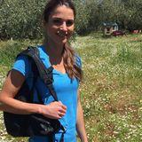 9. April 2016  Königin Rania ist sportlich unterwegs und genießt den Frühling in Jordanien.