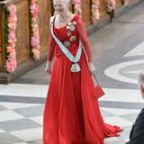 Prinz Carl Philip + Sofia Hellqvist: Königin Margrethe von Dänemark ist eine der Patentanten von Prinz Carl Philip.