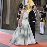 Prinz Daniel und Kronprinzessin Victoria von Schweden freuen sich offensichtlich schon auf die royale Trauung.