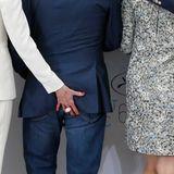 Wo hat denn Jane Fonda ihre Hand? Ob der Griff Harvey Keitel gefällt weiß man nicht.