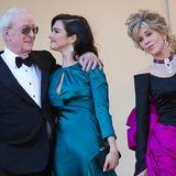 """Michael Caine, Rachel Weisz und Jane Fonda spielen im Film """"Youth"""" mit."""