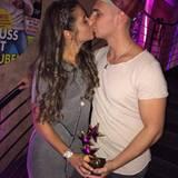 30. September 2016:  Hier feiern Sarah und Pietro noch die Auszeichnung zum Paar des Jahres 2016. In guten und schlechten Zeiten schreibt Pietro dazu.
