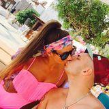 30. Juni 2016  Sarah und Pietro Lombardi sind verliebt wie am ersten Tag. Das beweist dieses Foto einmal mehr.