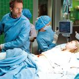 """""""Dr. House""""  2004–2012, 177 Episoden in 8 Staffeln"""