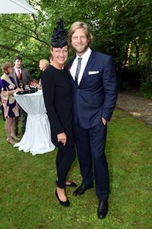 Tag 4  Schauspieler Henning Baum und seine Frau Corinna sind auch eingeladen und dürfen die Queen treffen.