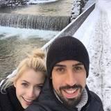 """Februar 2015  Sami postet ein Liebesfoto und gratuliert seiner Lena zum Geburtstag: """"Happy Birthday Love""""."""