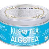 """Belebend und erfrischend ist die Mischung aus grünem Tee, Algen und Minze: """"Algotea"""" von Kusmi Tea, 125 g, ca. 16 Euro"""