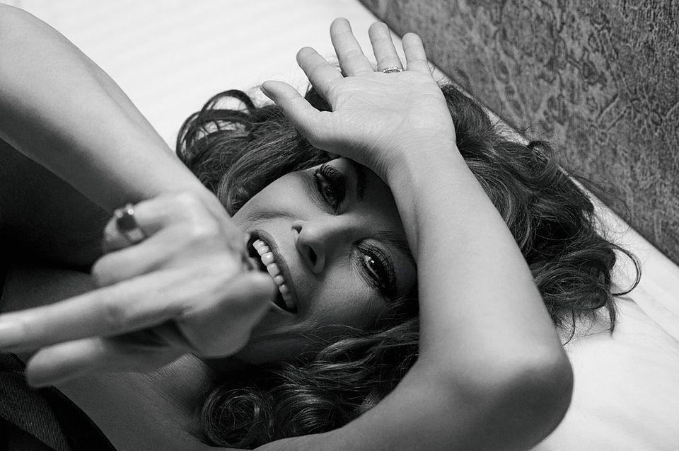 Cover 2007: Sophia Loren fotografiert von Inez van Lamsweerde und Vinoodh Matadin