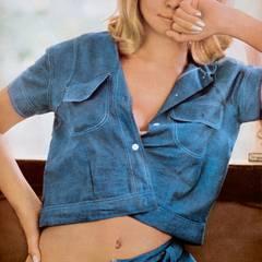Juni 1965: Jeannette Harding fotografiert von Brian Duffy