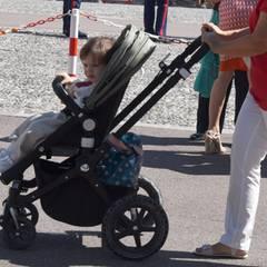 Der kleine Raphaël, Sohn von Charlotte Casiraghi und Gad Elmaleh