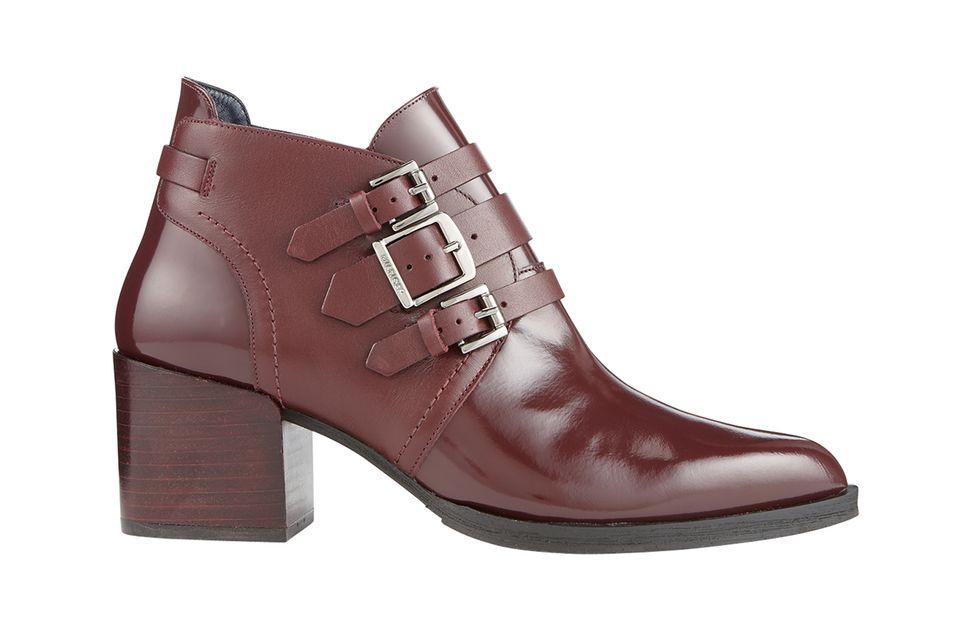 Ey, du Schnalle! Starker Schuh von Tommy Hilfiger, ca. 170 Euro