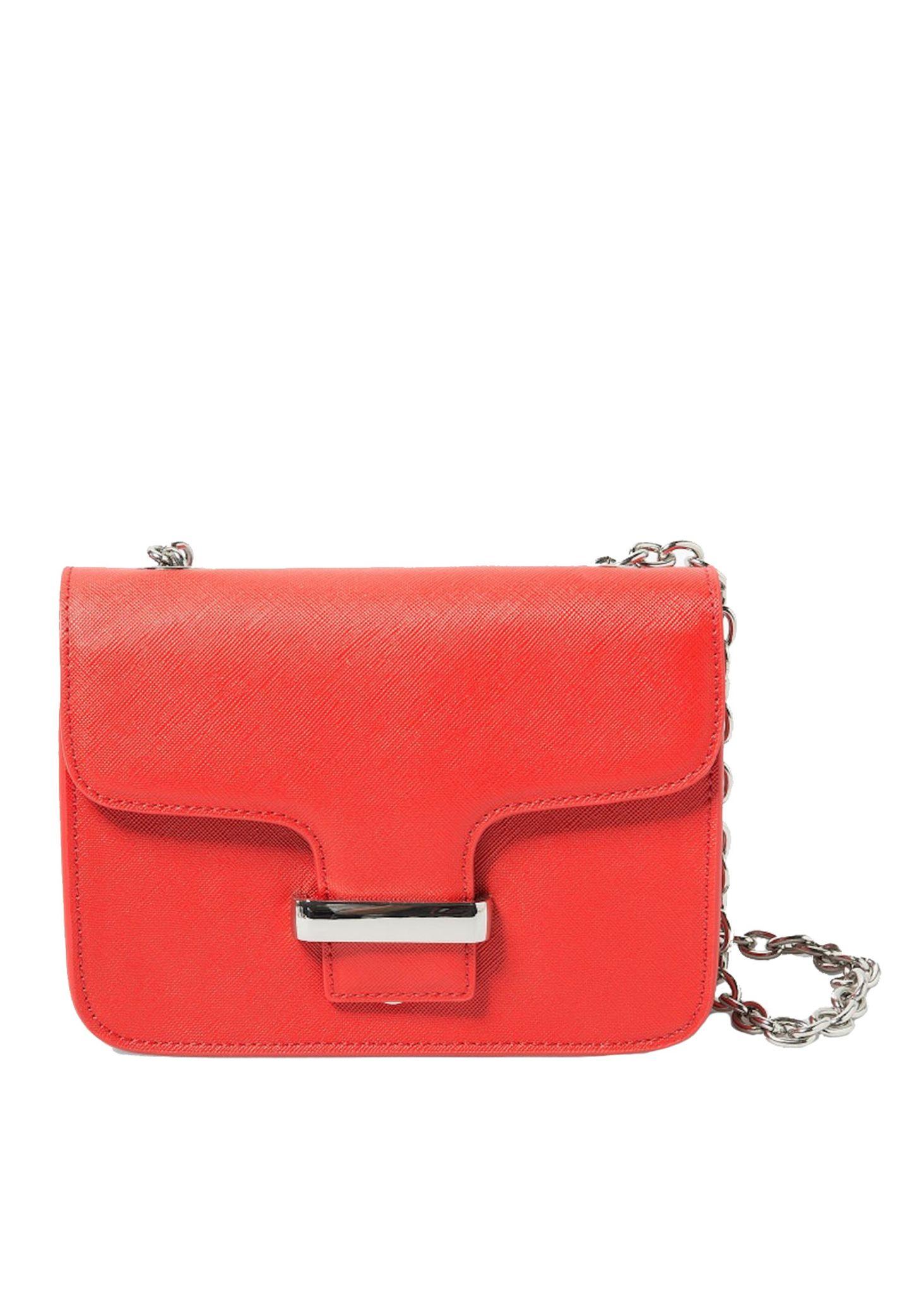 Blickfang-Garantie: Bag von Mango, ca. 20 Euro