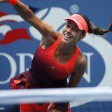 Schnelles Aus für Ana Ivanovic: Schon in ihrem ersten Spiel des Turniers muss sich Ana Ivanovic der Slowakin Dominika Cibulkova geschlagen geben.