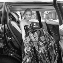 """Jury Mitglied Elizabeth Banks kommt zur """"Black Mass""""-Filmpremiere."""